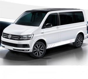 Polep na bok 30 Edition Volkswagen T4, T5, T6, T7